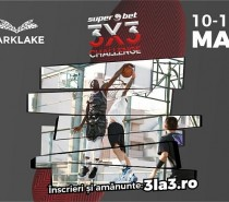 Sport Arena Streetball Tour 2019 ia startul la ParkLake Shopping Center