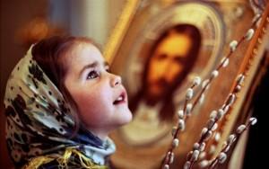Rugaciunea Tatal nostru este rostita de toti credinciosii, de la mic la mare