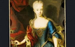 mpărăteasa Maria Tereza la vârsta de 10 ani FOTO Kunsthistorisches Museum Wien