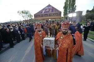 genocid armean canonizarea victimelor 2015 93