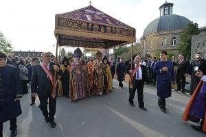 genocid armean canonizarea victimelor 2015 94