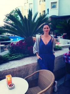 Iuliana in Turcia