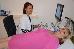 Nuami Dinescu ecocardiografie