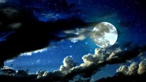 luna plina  de pe net