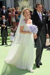 Addy van den Krommenaker si Regina Beatrix a Olandei (2)