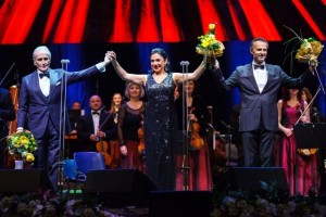 Jose Carreras concert Cluj - foto Calin Ilea - 0031i