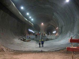 tunel bucegi