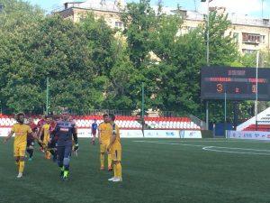 Sfarsitul meciului Romania - Turcia refacuta