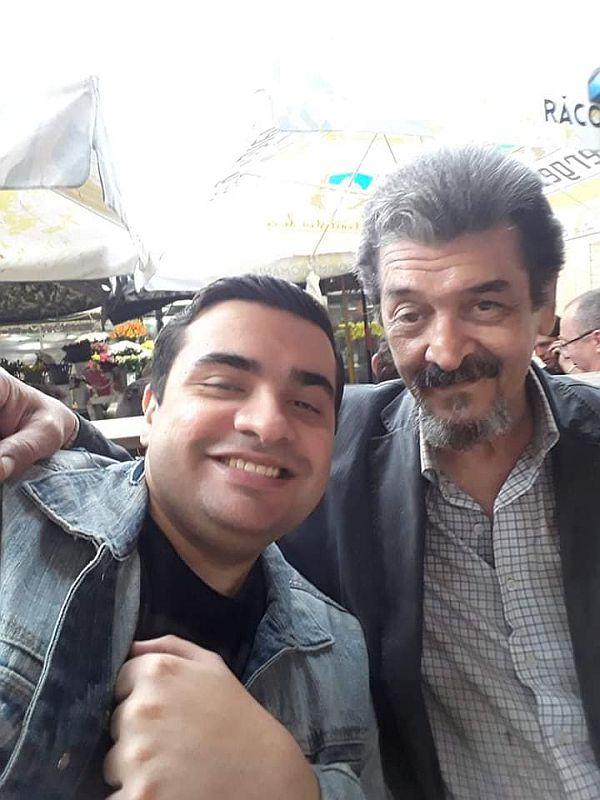 Alex Padureanu si Garbis Dedeianu