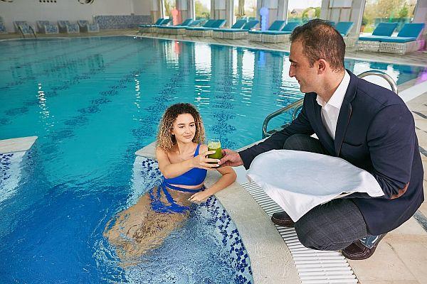 Lebăda Luxury Resort