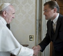Leonardo DiCaprio, în audienţă la Papa Francisc – VIDEO