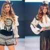 Claudia Neghina si Ioana Francia, divele de la Bucharest Fashion Week